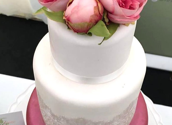 Wedding Cakes - Traditional Icing