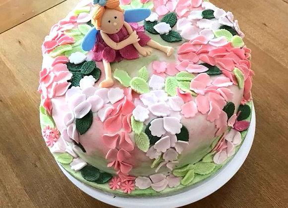 Birthday Character Cake - Fairy