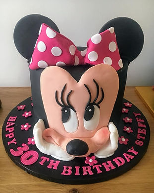 Bespoke Birthday Cake