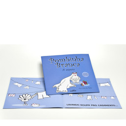 livro pombinha branca