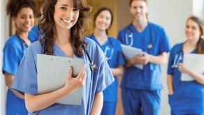 L'esercito degli infermieri neolaureati