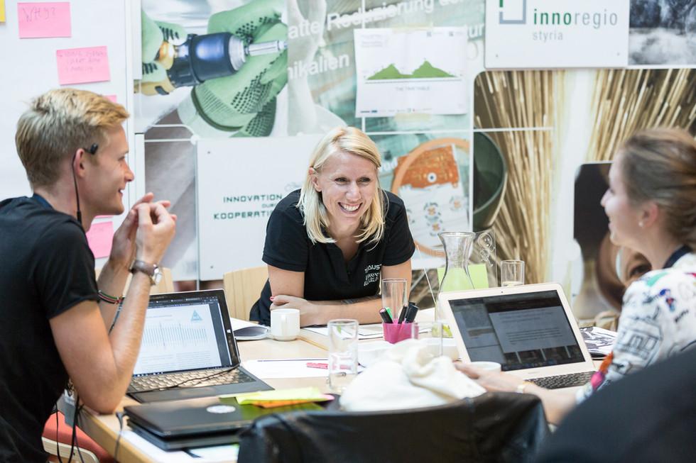 TUAIM Helpers: The Innovation Coaches