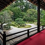 小さな桂離宮と呼ばれる書院庭園 曼殊院