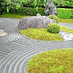 陰陽の庭 退蔵院