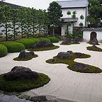 十六羅漢の庭 妙蓮寺