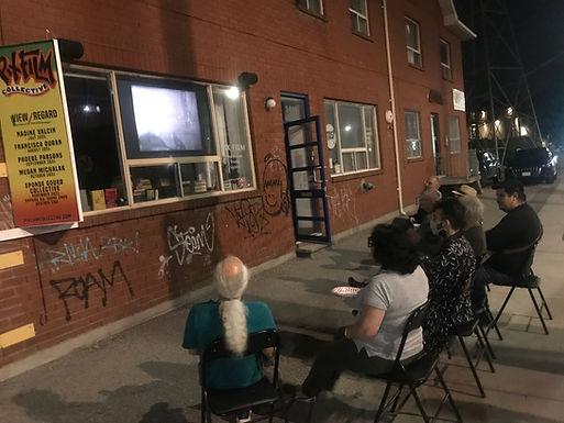 Outdoor Screening