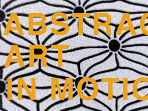 Screening Abstract Films