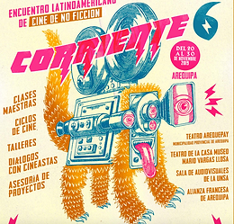 Screening Corriente No Ficcion presents in Arequipa, Peru