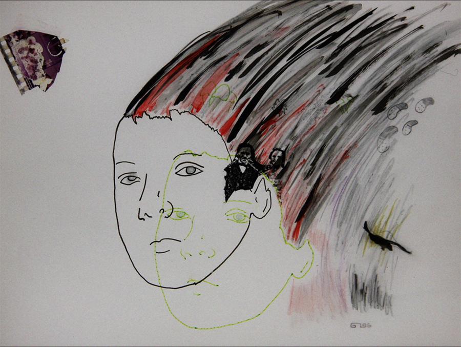 Animated Self-Portraits