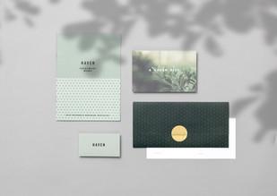 Haven brand design