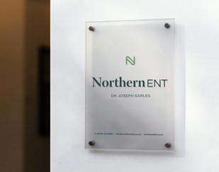 Northern ENT brand design