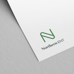 Northern ENT letterhead