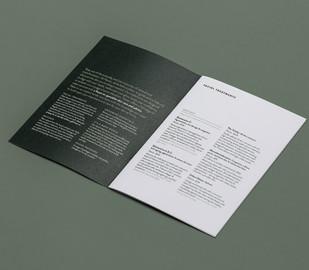 Haven Pricelist design