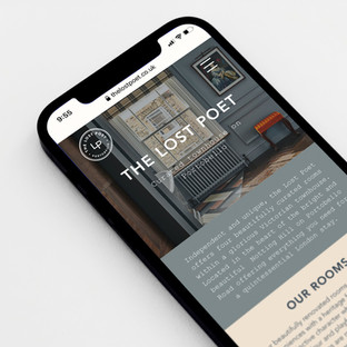 The Lost Poet website
