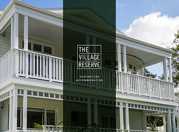 The Village Reserve brand design by Dossier Auckland New Zealand
