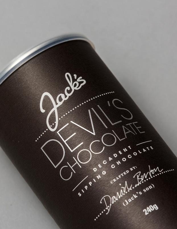 Jack's packaging design