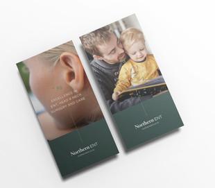 Northern ENT brochures