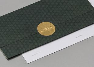 Haven Gift Voucher design