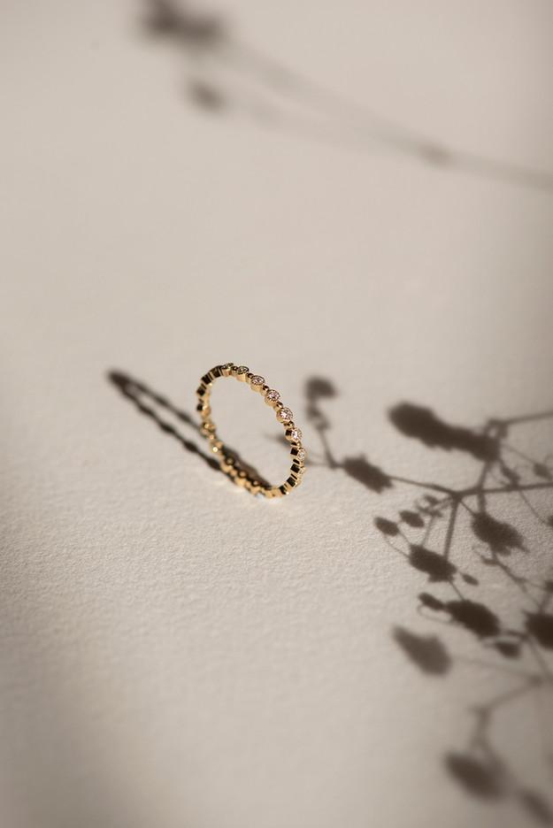Zoe and Morgan Ring