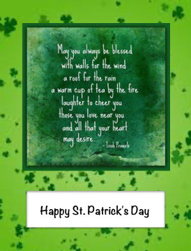 May You Always be Blessed Greeting Card