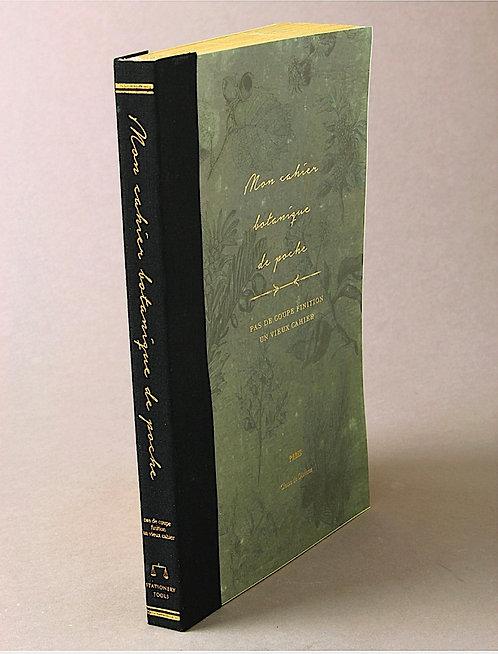 Botanique - Time Concept Rough Botanical Notebook 144 Sheets
