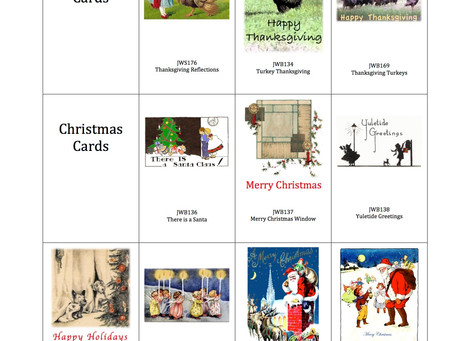 Holiday Cards Available NOW!