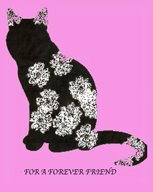 Greeting Card - For a Forever Friend