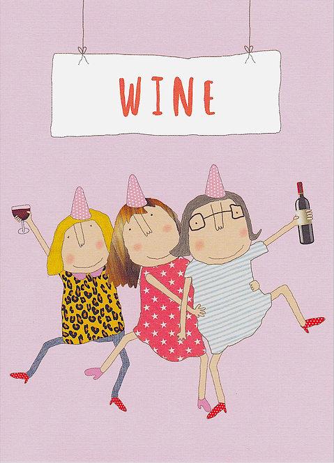 Birthday Card - Wine Hobby