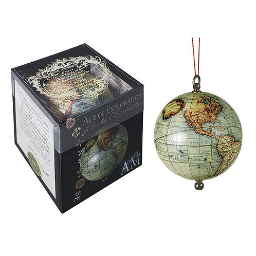 The Age of Exploration Keepsake World Globe from Authentic Models – GL031
