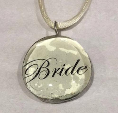 Soldered Bride Pendant