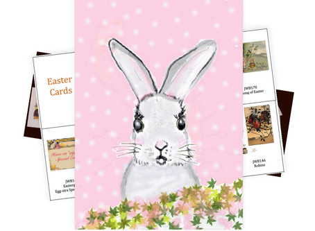 Easter is Near ... Easter Cards are Ready