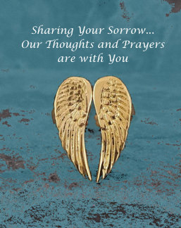 Sharing Your Sorrow Card