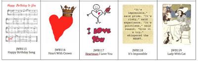 JWB Cards
