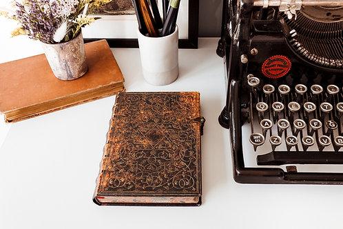 Grolier Ornamentali Journal (2 sizes) - Paperblanks