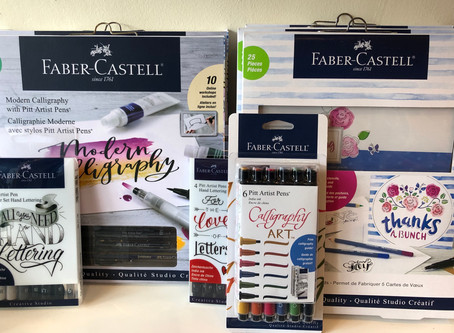 More NEW! Introducing Artist Pens and Kits