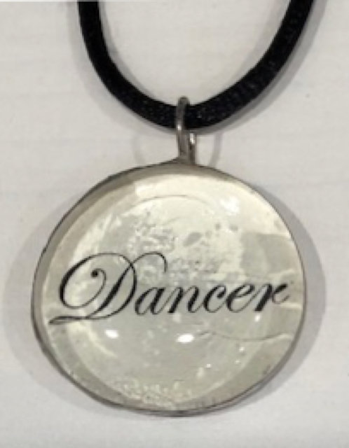 Dancer Pendant