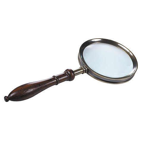 Regency Magnifier Magnifying Glass from Authentic Models – AC109