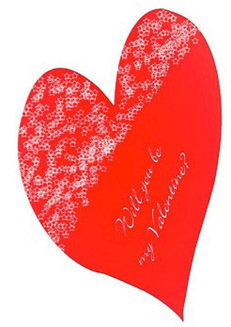 Valentine Card - Valentine Heart