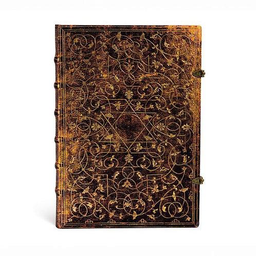 Grolier Ornamentali Grande Journal Sketchbook - Paperblanks