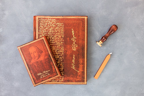 Shakespeare Embellished Manuscripts Collection Ultra Journal - Paperblanks