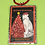 Thumbnail: Handmade  Two-Sided Christmas Los Gatos Holiday Ornament