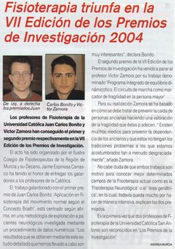 Premio de Investigación iCOPFM