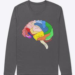 Camiseta Cerebro Manual