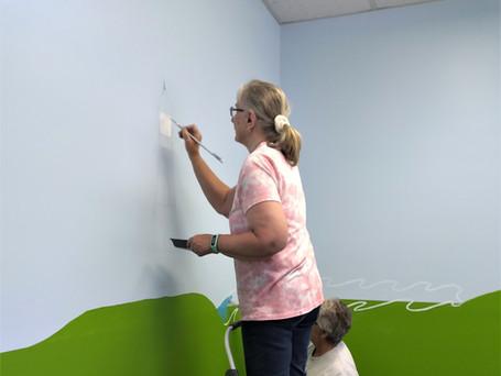 Bonnie painting children's room.jpg