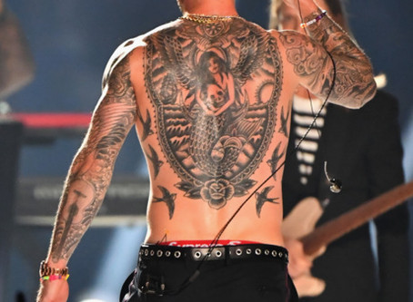 Adam Levine, or When Good Tattoos Happen to Bad People
