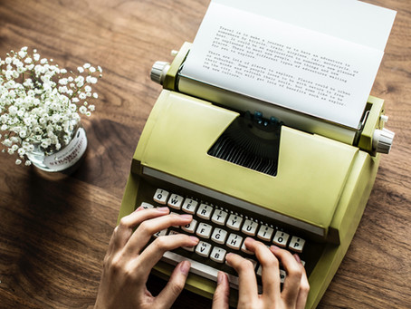 MFA Application - Creative Writing