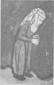 "Thomas of Cantimpre, ""De Monstruosis Hominibus"": woman with giant goiter"