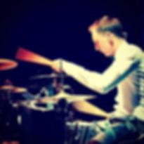 Elliott Blower Music Drums Live Elliot
