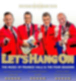 Elliott Blower Let's Hang On Drums, Frankie Valli & the four Seasons Theatre Production Elliot