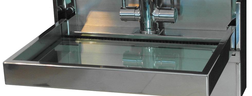 Vasque pliable_ INOLUX_BRVB( Vendu sans Melangeur)